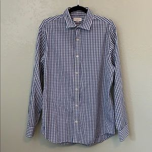 Banana Republic Men's Button Down Shirt 16-16 1/2